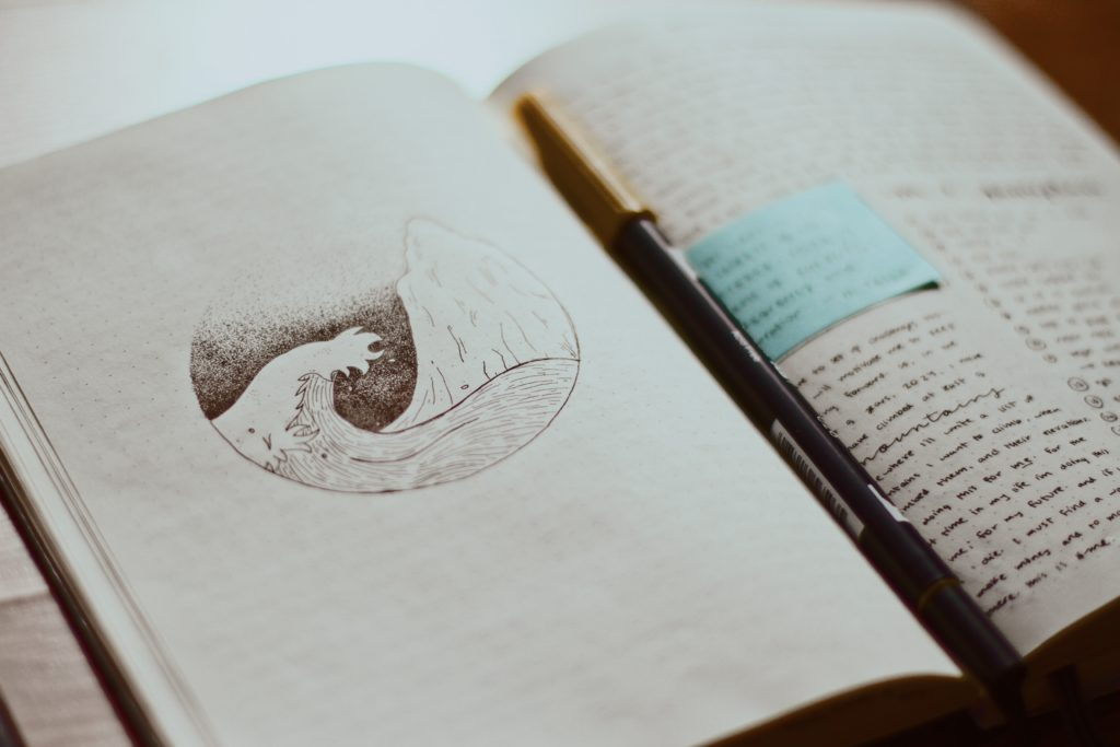Bullet Journal to help sorting your mind during a PhD